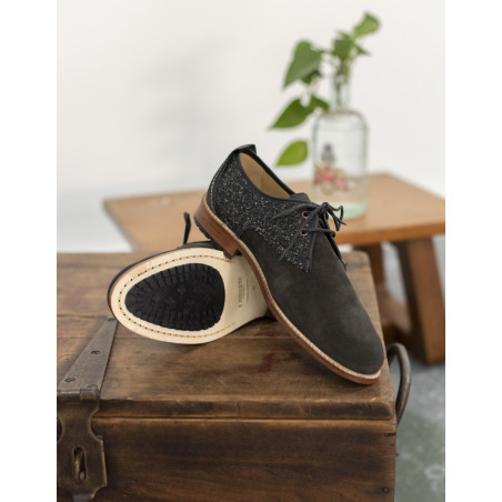 Vintage Monsieur Derbies Léon - Chaussures M.Moustache