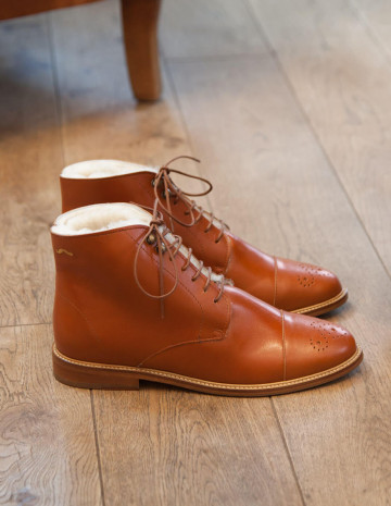 Bottines Lucienne - M.Moustache