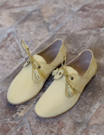 Vintage Madame Derbies Martine - Chaussures M.Moustache
