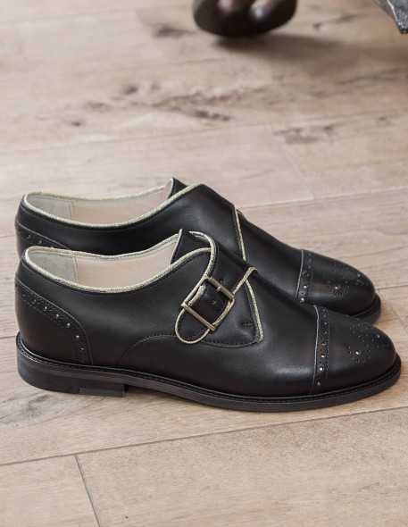 Vintage Madame Derbies Constance - Chaussures M.Moustache