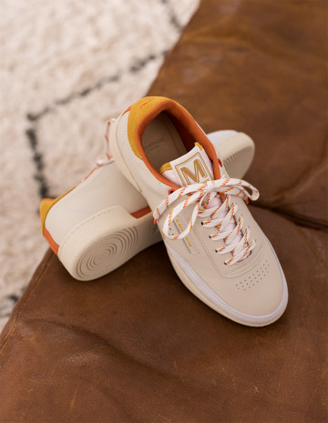 Anatole low sneakers - M.Moustache