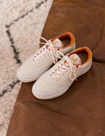 Anatole low sneakers - M.Moustache Shoes