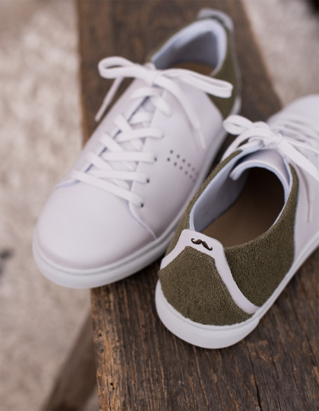 René low sneakers - M.Moustache