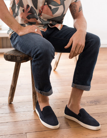 Auguste slip-on sneakers - M.Moustache Shoes