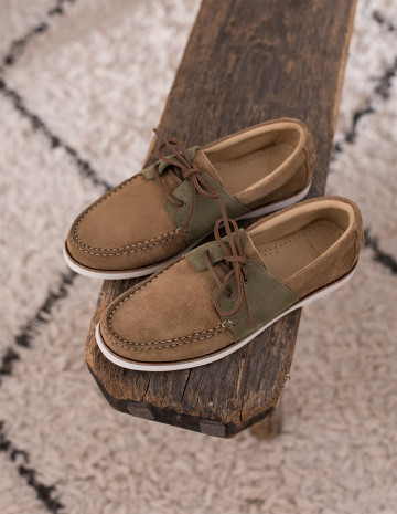 Marin boat shoes - M.Moustache