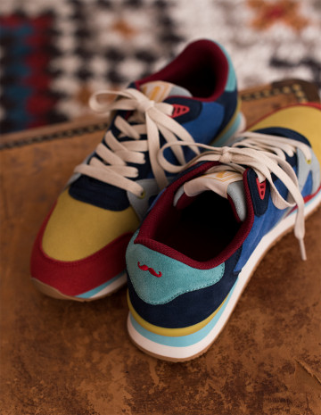 Andre Running sneakers - M.Moustache Shoes