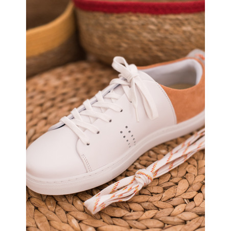 Renée low sneakers - M.Moustache