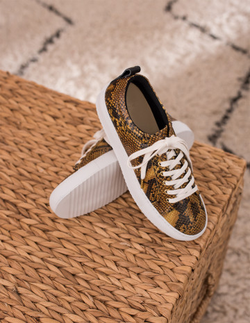 Brigitte low sneakers - M.Moustache