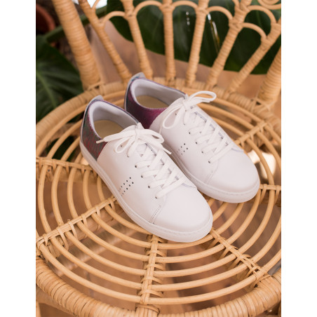 Renée low sneakers - M.Moustache Shoes