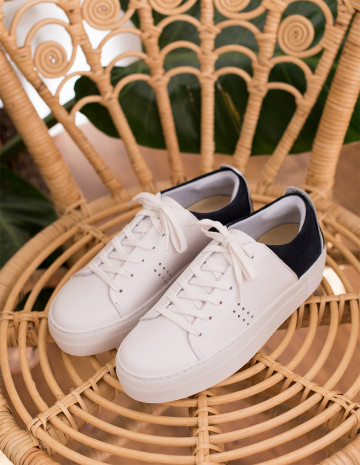 Renée platform sneakers - M.Moustache Shoes