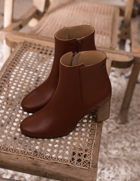 Les Vintages Bottines Mathilde H. - Chaussures M.Moustache