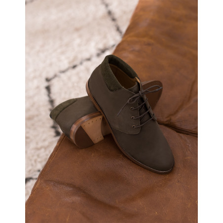 Gaultier Desert boots - M.Moustache Shoes