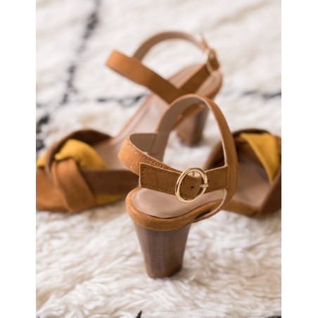 Antoinette H. sandals - M.Moustache Shoes