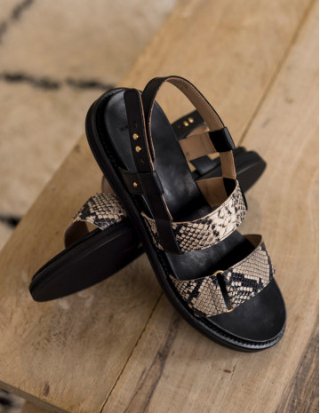 Charlotte sandals - M.Moustache Shoes