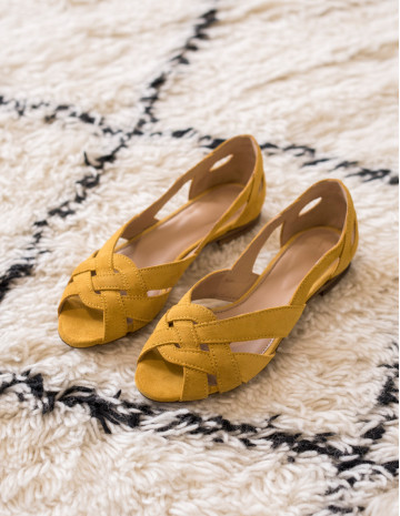 Clementine sandals - M.Moustache Shoes