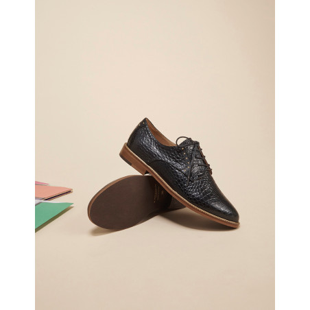 Madame Derbies Laurette - Chaussures M.Moustache