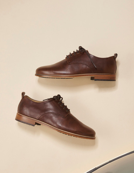 Alfred derbies - M.Moustache Shoes