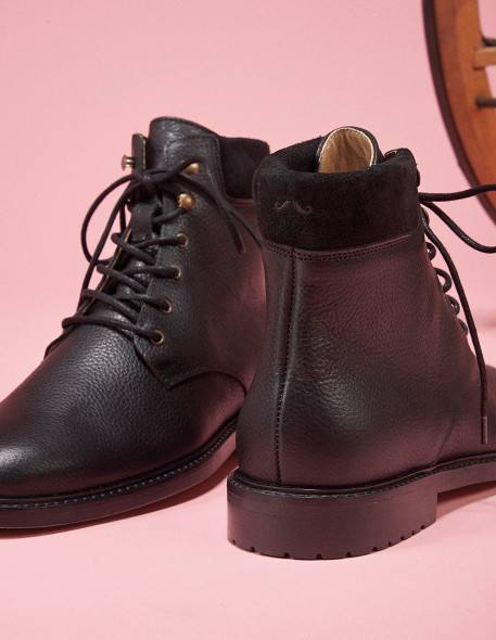 Monsieur Bottines Gaston - Chaussures M.Moustache
