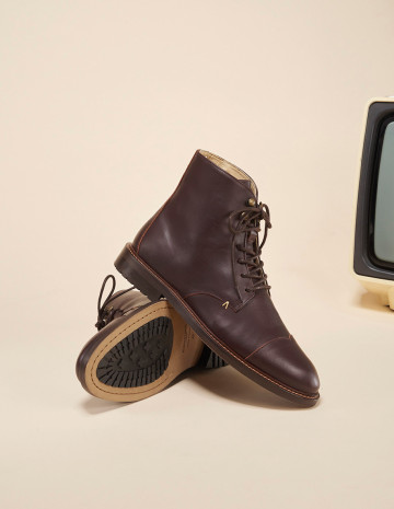 Lucien - M.Moustache Shoes