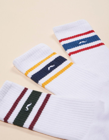 Socks Pack - M.Moustache Shoes