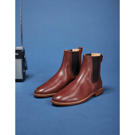 Achille boots - M.Moustache Shoes