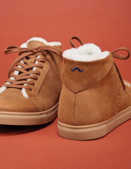 Monsieur Baskets Richard - Chaussures M.Moustache