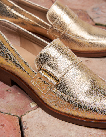 Madeleine loafers - M.Moustache Shoes
