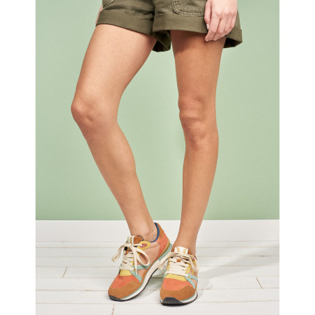 Andrée running sneakers - M.Moustache Shoes