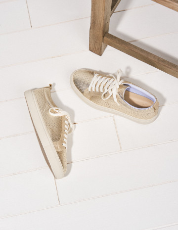 Brigitte low sneakers - M.Moustache Shoes
