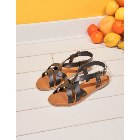 Lisa sandals - M.Moustache Shoes