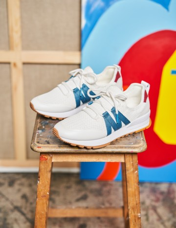 Michelle running sneakers - M.Moustache Shoes
