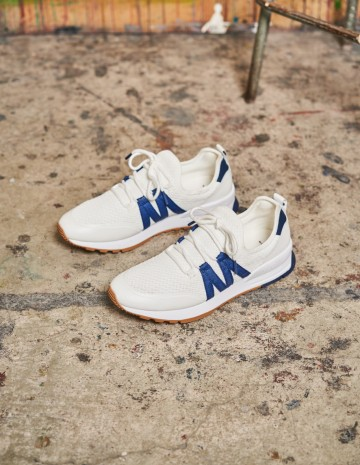 Michel running sneakers - M.Moustache Shoes
