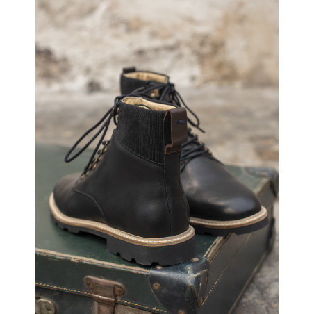 Vintage Monsieur Bottines Benjamin - Chaussures M.Moustache