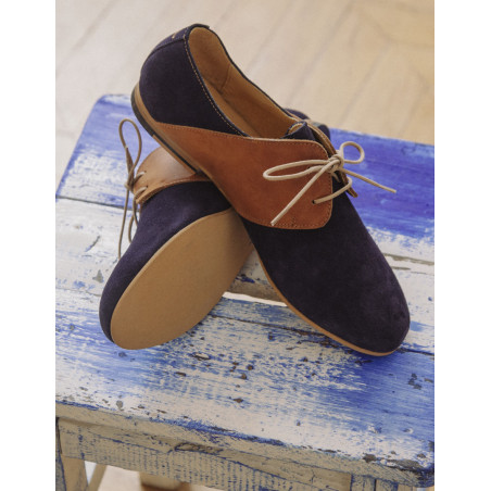 Vintage Monsieur Derbies Marcel - Chaussures M.Moustache